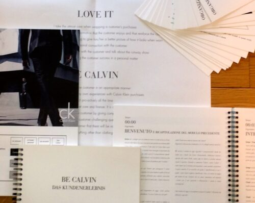 Image for Training kits voor Calvin Klein