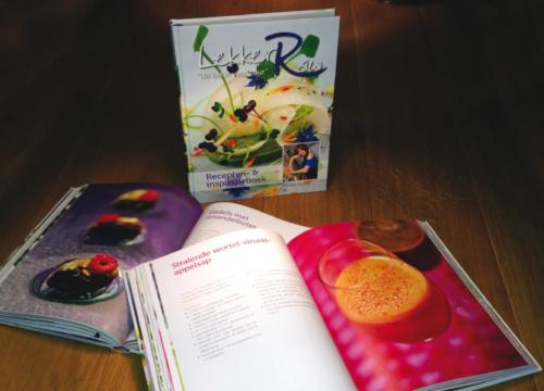 """Image for Recepten- en inspiratieboek """"Lekkerraw"""""""